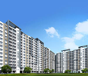 Adarsh Palm Retreat Mayberry Outer Ring Road Bangalore
