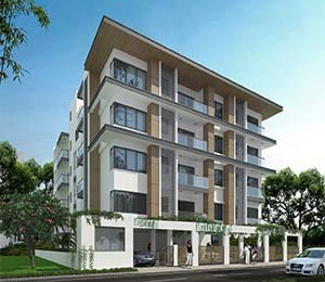 1410 The Residences Yelahanka Bangalore