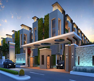 Vivansaa Baalsam Villa Sarjapur Bangalore