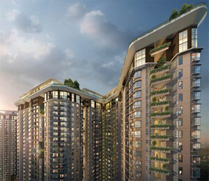 Bhartiya city nikoo homes 2