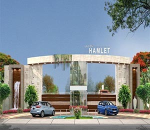 Unicon Hamlet Plot Sarjapur Bangalore