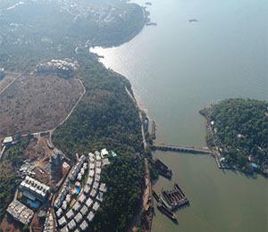 Provident Adora De Goa - The Blu Zuari Road Goa