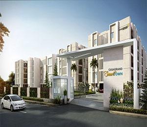 Casagrand Smart Town Thalambur Chennai