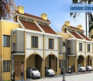 Confident Althea Villa Sarjapur Bangalore