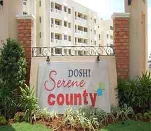 Doshi Serene County Velacheri Chennai