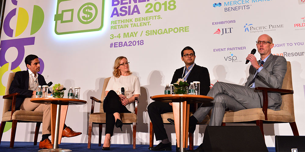 Singapore – Employee Benefits Asia 2019