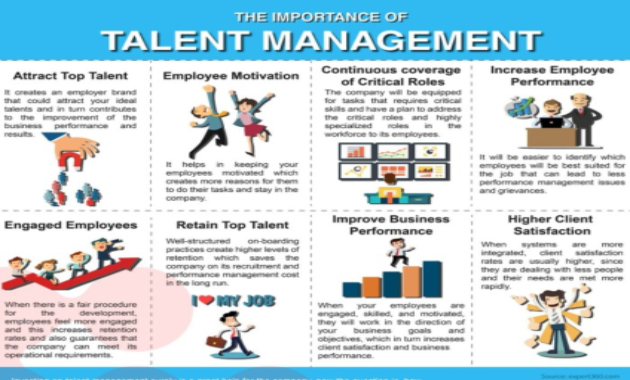 The importance of talent management and why companies should invest in it