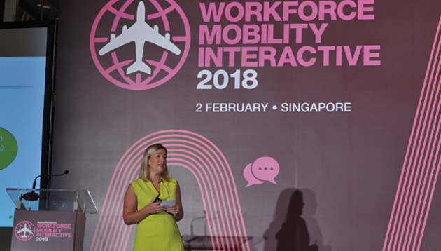Photos and roundup: Workforce Mobility Interactive 2018, Singapore