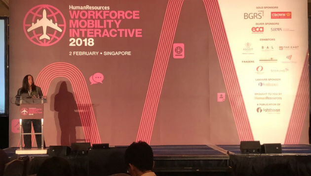 Live: Workforce Mobility Interactive 2018, Singapore