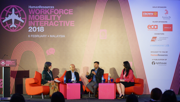 Photos and roundup: Workforce Mobility Interactive 2018, Malaysia