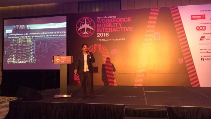 Live: Workforce Mobility Interactive 2018, Malaysia