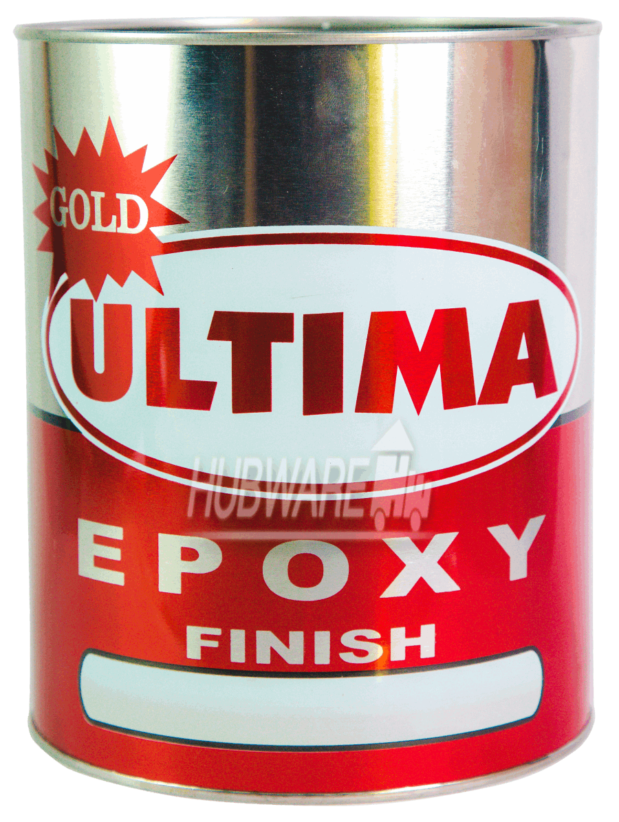 GOLD ULTIMA EPOXY PRIMER Red Oxide : A-Jaycee Chemicals