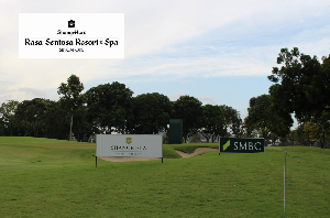 Join our crew at the SMBC Singapore Golf Open! Work with a Friend!