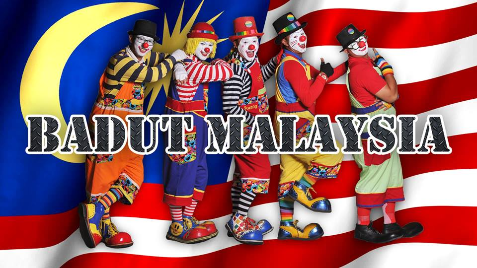 Awang De Clown image