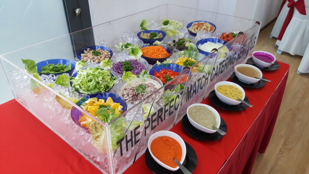 The Perfect Match Catering Services image