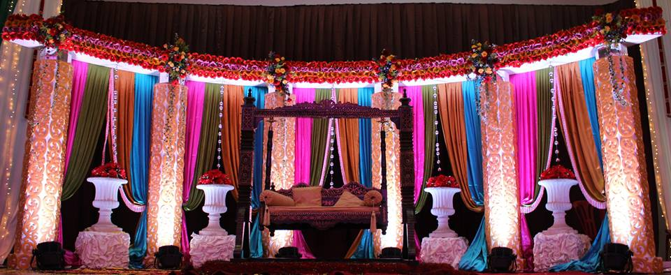 Sp Deco and Event planning image