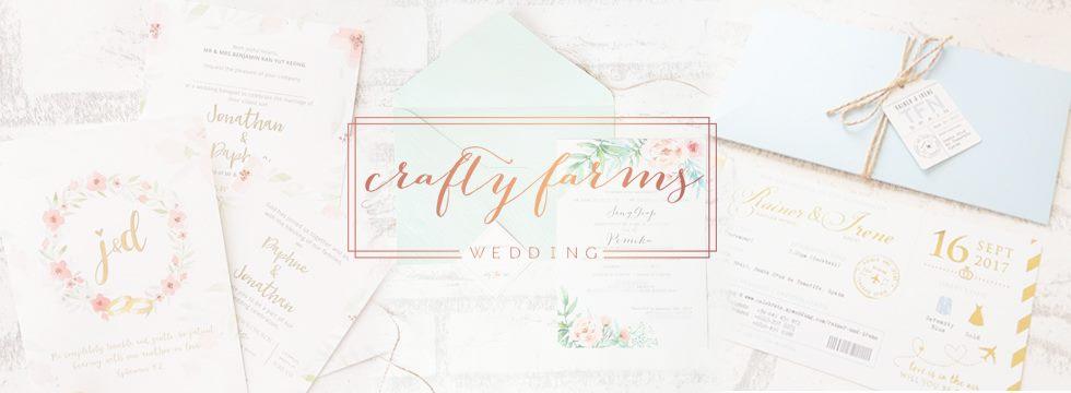 Crafty Farms Wedding image
