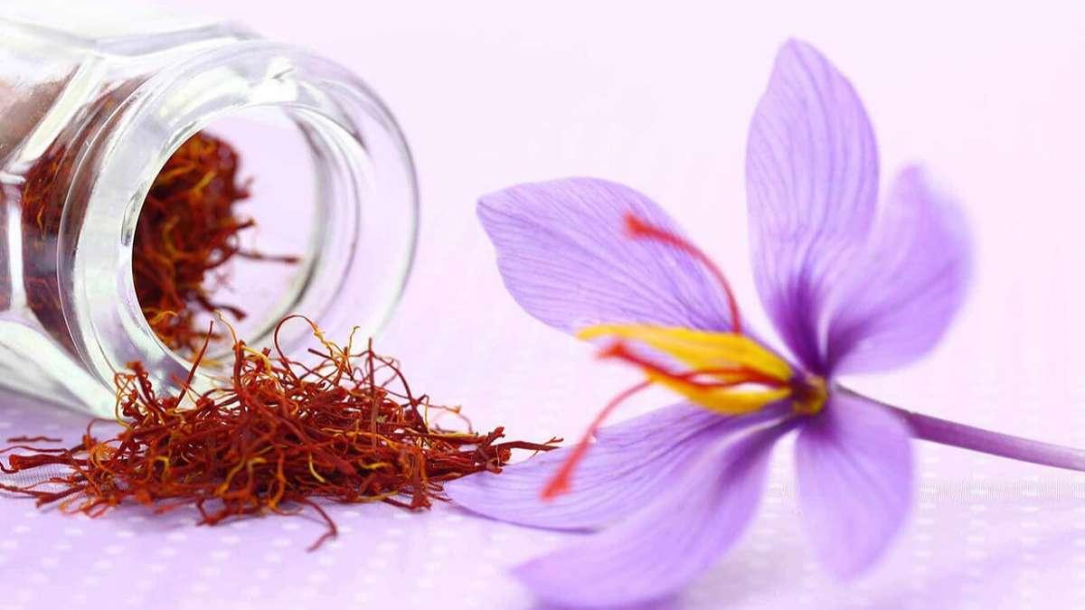Nhụy hoa nghệ tây và 5 công dụngvới sức khỏe