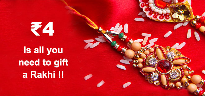 indiancashback-Ever-Best-Rakhi-Offer--Send-Rakhi-to-your-brothers-for-just-Rs-4-now-----