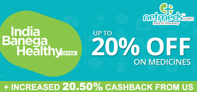 indiancashback-Get-Flat-20percent-Off-on-Prescription-Medicines-Only---Additional-20-50percent-cashback-from-us