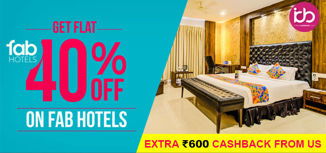 indiancashback-Get-Flat-40percent-Off-On-Hotel-Bookings---Additional-Rs-600-cashback-from-us