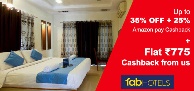 indiancashback-Get-Up-To-25percent-Cashback-on-Payments-Using-Amazon-Pay---Flat-25percent-off-on-all-Hotels---Up-to-Rs-775-ca