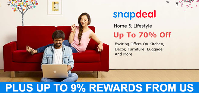 indiancashback-Get-Up-To-70percent-Off-On-Home---Life-Style---Up-to-10percent-rewards-from-us