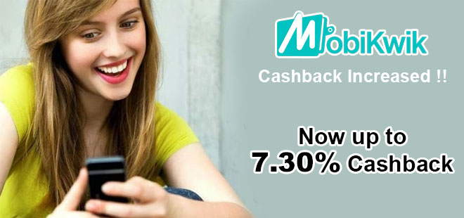 indiancashback-Get-up-to-Rs-10-Mobikwik-Cash-on-Recharge----Up-to-7-30percent-cashback-from-us