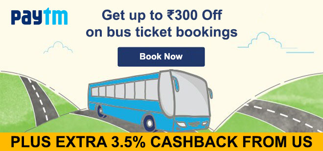 indiancashback-Get-Up-to-Rs-300-Off-on-bus-ticket-bookings----Additional-3-5percent-cashback-from-us