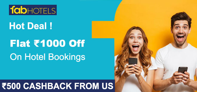 indiancashback-Hot-Deal--Get-Flat-Rs-1000-Off-On-Hotel-Bookings---Additional-Rs-500-cashback-from-us