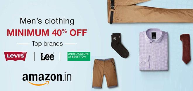 indiancashback-Minimum-40percent-off-on-Men-s-Clothing----