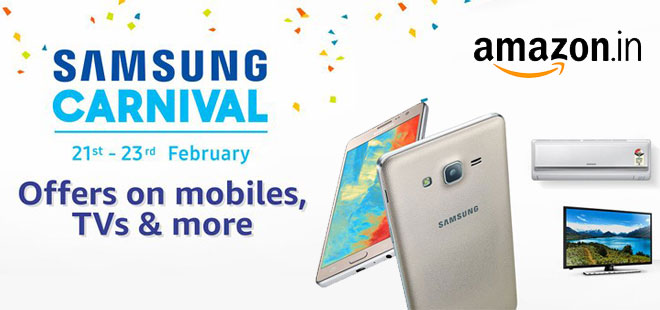 indiancashback-Samsung-Carnival---Great-Deals-on-Mobiles--TVs---More---Up-to-7percent-rewards-from-us