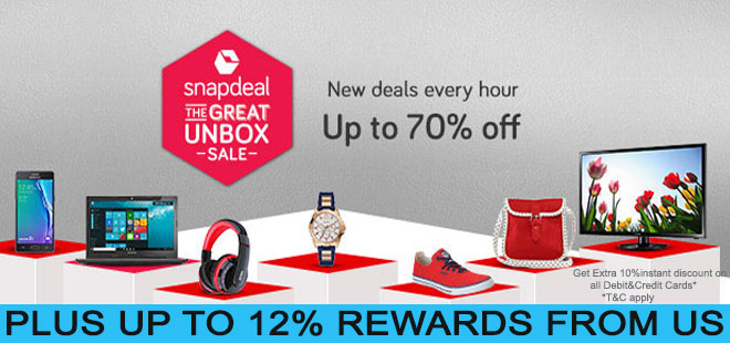 indiancashback-The-Great-Unbox-Sale---Get-Up-to-70percent-Off---Extra-10percent-off-with-American-Express-Cards---Up-to-12per