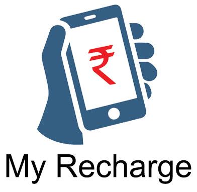 My Recharge logo