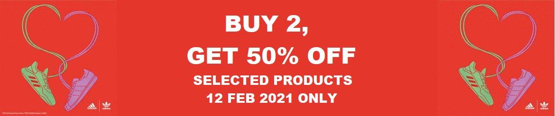 Adidas VDay 2021 Sale