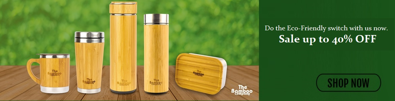 Bamboo 40% Sale