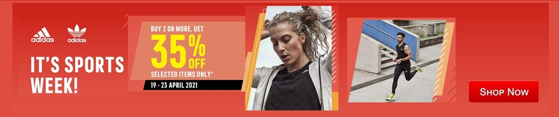 Adidas Sports Week