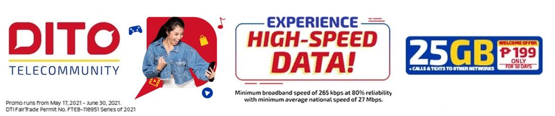Dito Telecommunity Eshop