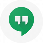 G suite hangout icon