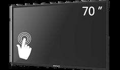 70inch LCD