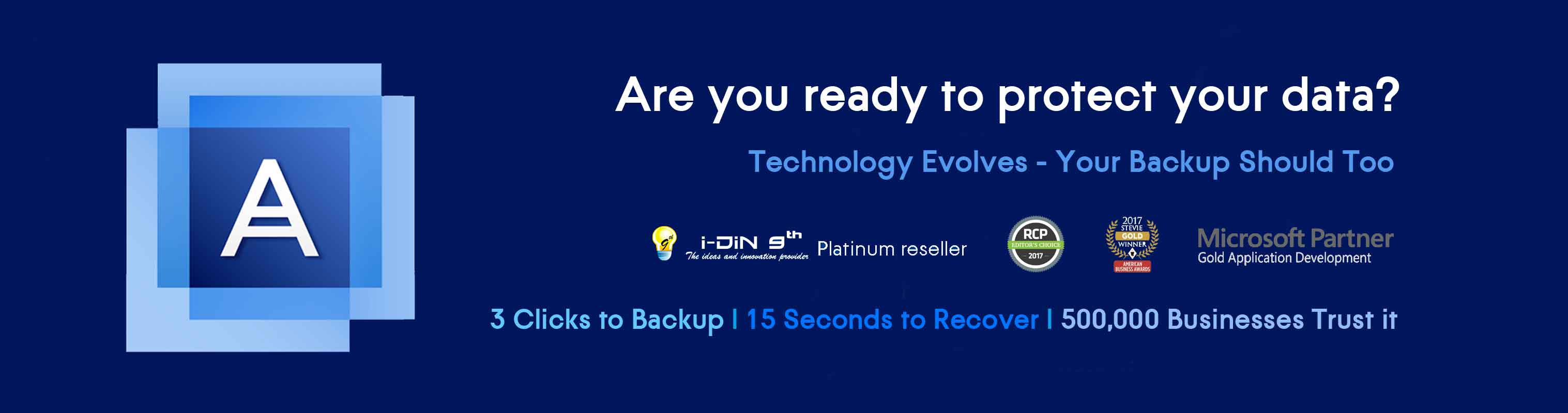 Acronis Windows Backup