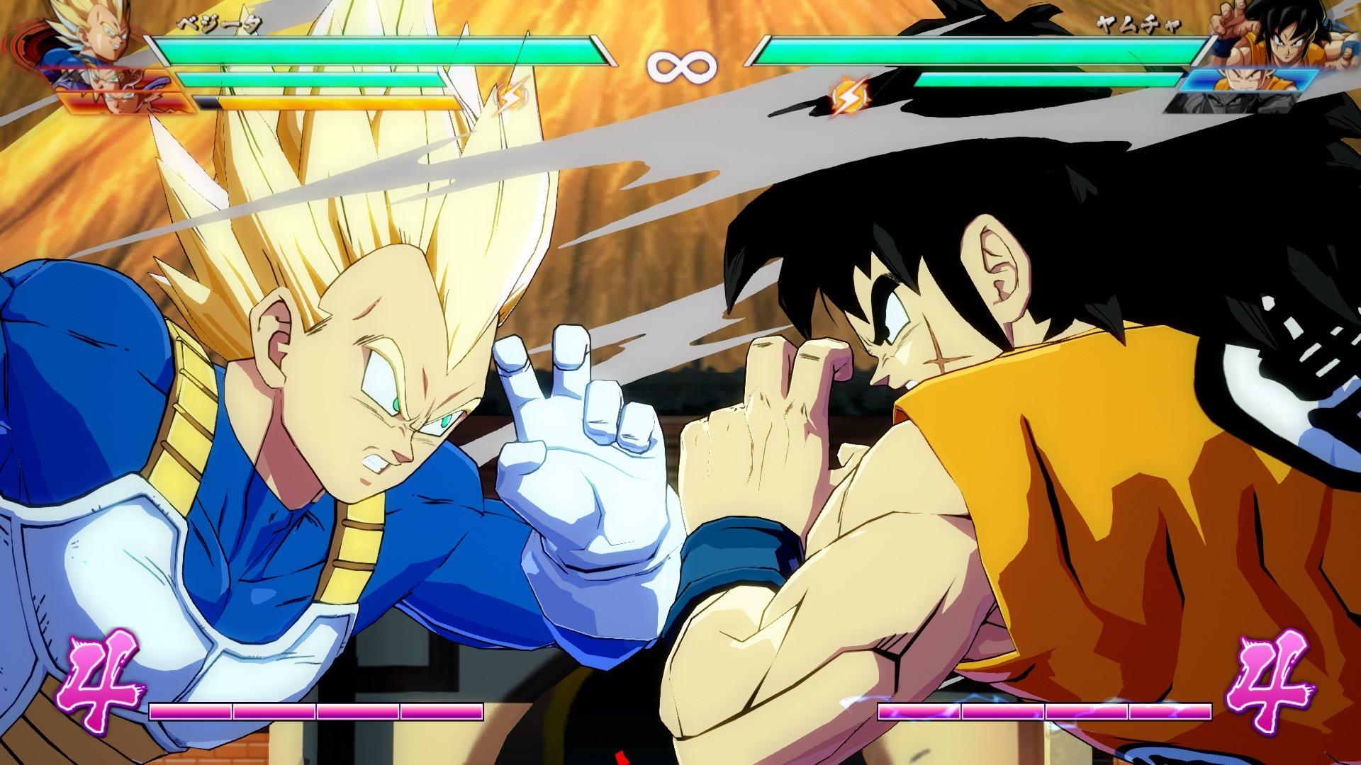 hình ảnh games Dragon Ball Fighter Z 3