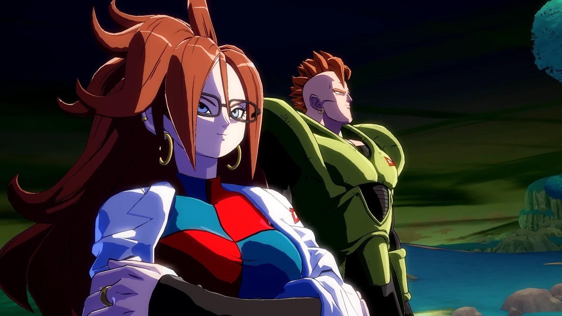 hình ảnh games Dragon Ball Fighter Z 4