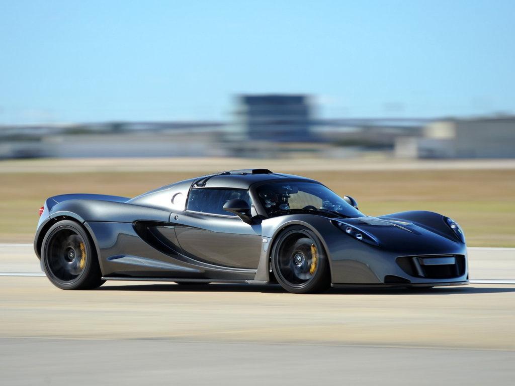 Hình ảnh xe hơi Hennessey Venom 4k 2