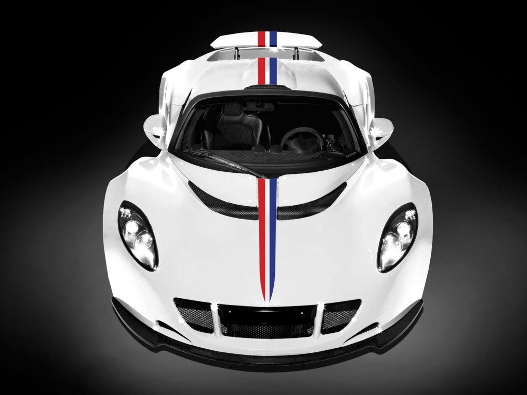 Hình ảnh xe hơi Hennessey Venom 4k 1