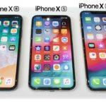 Iphone xs, xs max và iphones xr 1