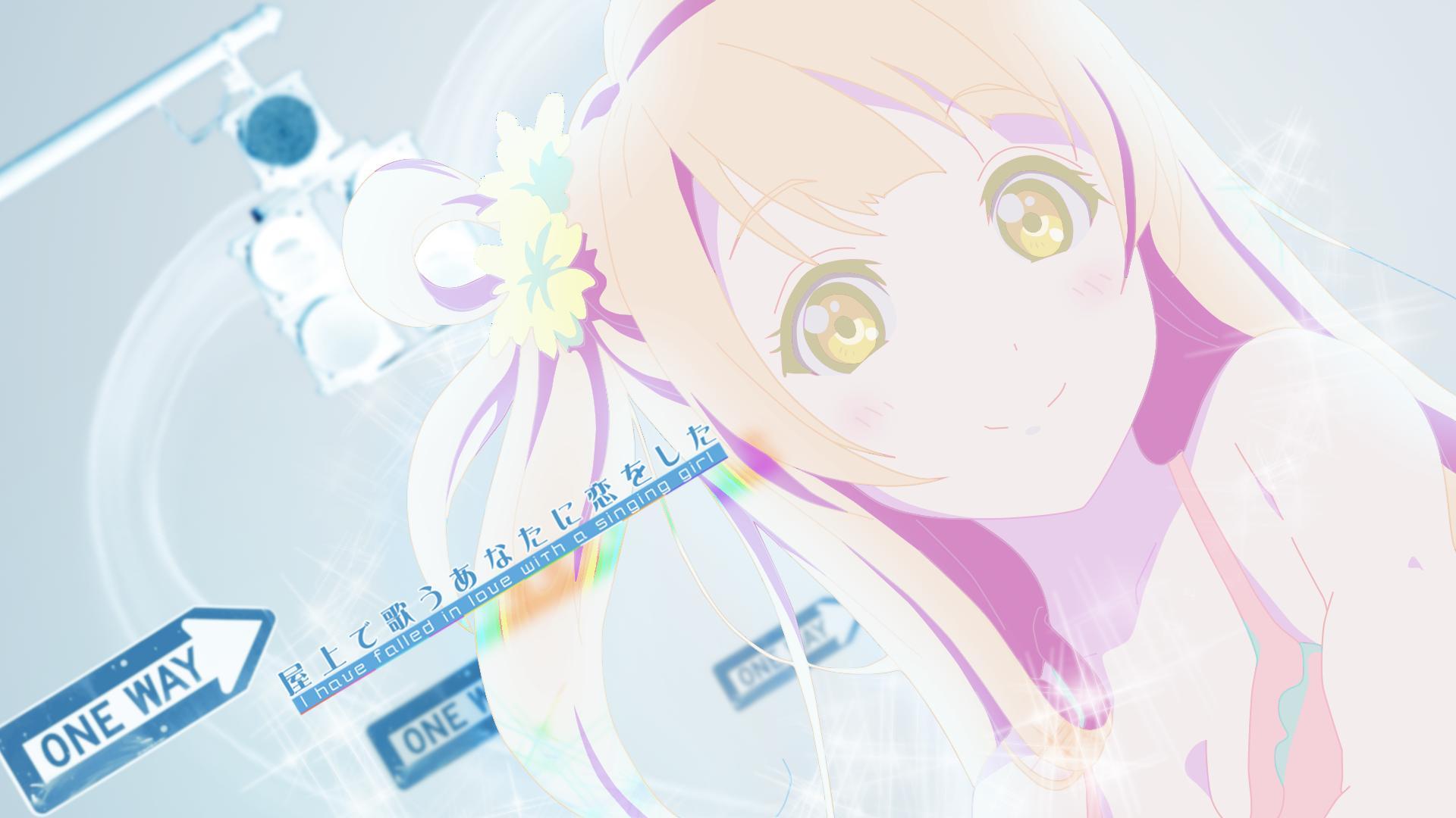 Hình nền máy tình anime love live IdolTV
