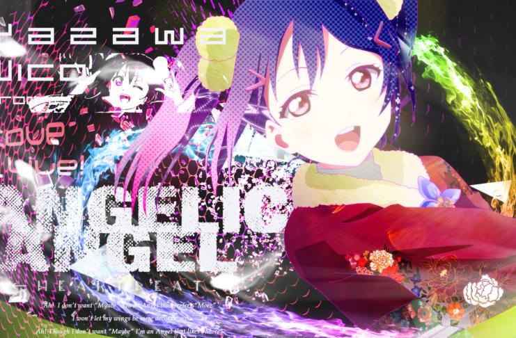Hình nền máy tình anime love live Full HD IdolTV 5