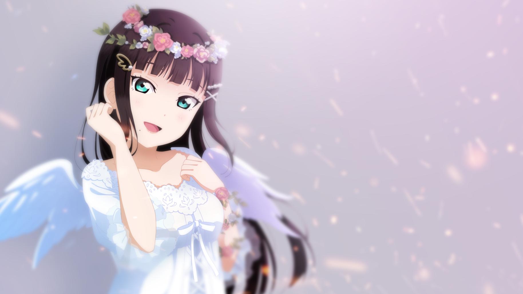 Hình nền máy tình anime love live Full HD IdolTV 8