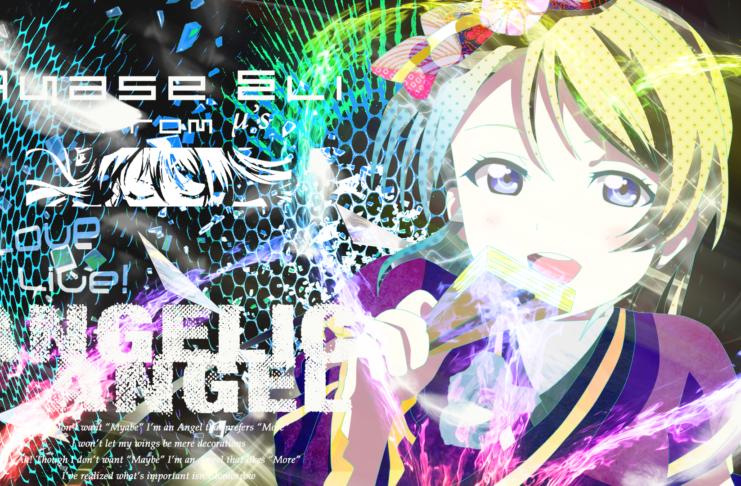 Hình nền máy tình anime love live Full HD IdolTV 18